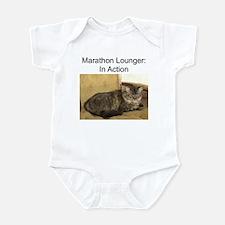 Marathon Lounger Infant Bodysuit