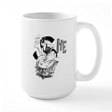 Adventuress Mug