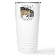 Postmodern Cardboard Deconstr Travel Mug