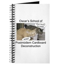 Postmodern Cardboard Deconstr Journal