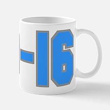 Detroit: 0-16 Mug