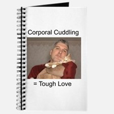 Corporal Cuddling = Tough Lov Journal