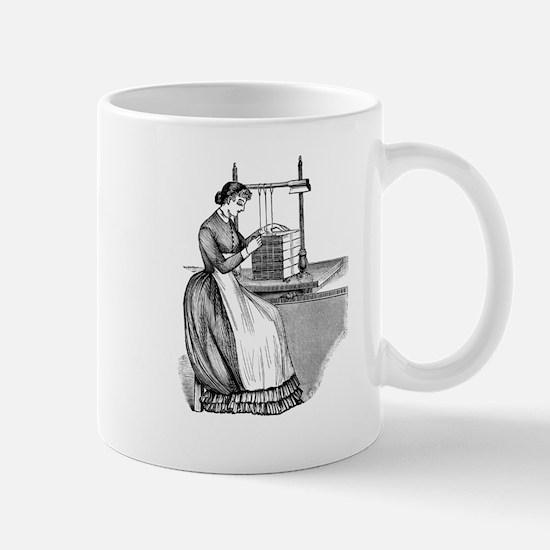 Sewing Frame Mug