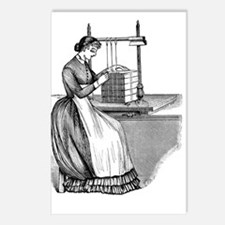 Sewing Frame Postcards (Package of 8)