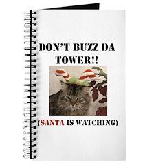Don't Buzz da Tower Santa is Journal