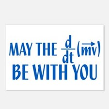 May The Force Be With You Postcards (Package of 8)