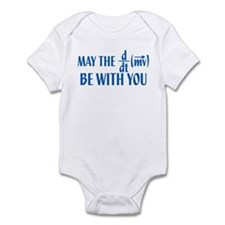 May The Force Be With You Infant Bodysuit
