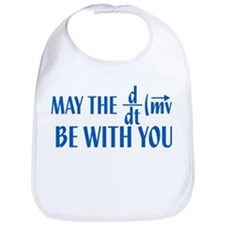 May The Force Be With You Bib