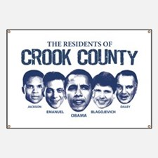 Residents of Crook County Banner