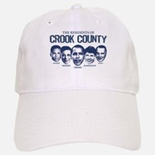 Residents of Crook County Baseball Baseball Cap