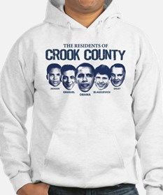 Residents of Crook County Hoodie