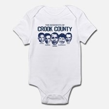 Residents of Crook County Infant Bodysuit