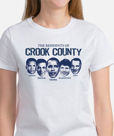 Residents of Crook County Women's T-Shirt