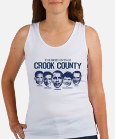 Residents of Crook County Women's Tank Top