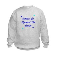 Celiacs Go Against The Grain Sweatshirt