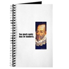"Cervantes ""Sanity"" Journal"