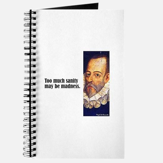 "Cervantes ""Sanity"" Journal"
