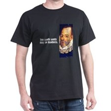 """Cervantes """"Sanity"""" T-Shirt"""