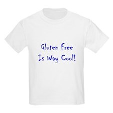 Gluten Free Is Way Cool! T-Shirt