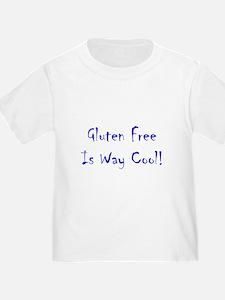 Gluten Free Is Way Cool! T