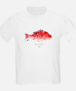 Red Snapper - T-Shirt