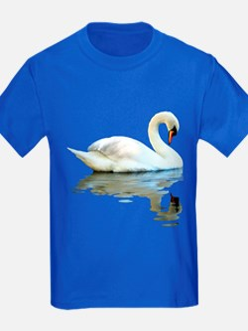 Swan Reflects T