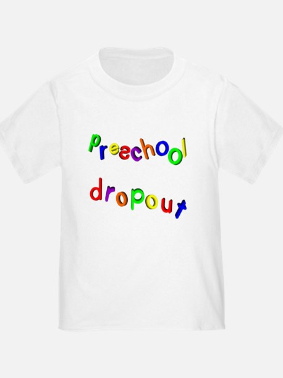 Preschool Dropout T