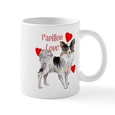papillon love Mug