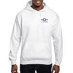 Air Force Roundel Hooded Sweatshirt