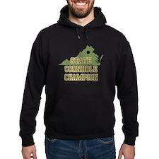 Virginia State Cornhole Champ Hoodie