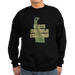 Delaware State Cornhole Champ Sweatshirt (dark)