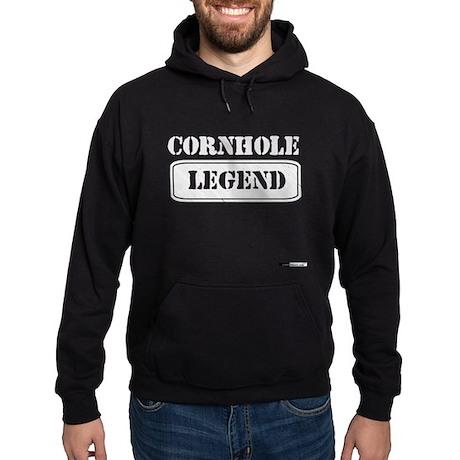 Cornhole Legend Hoodie (dark)