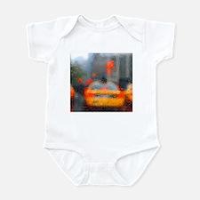 NYC Cab Infant Bodysuit