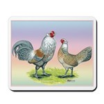 Ameraucana Chickens Pair Mousepad