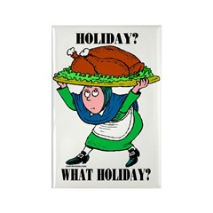 Holiday What Holiday Rectangle Magnet (100 pack)
