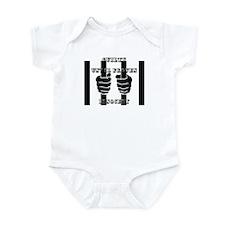 Funny Guilty Infant Bodysuit