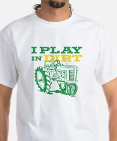 Play In Dirt Tractor Shirt