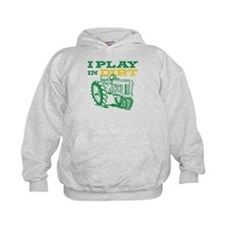 Play In Dirt Tractor Hoodie
