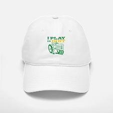 Play In Dirt Tractor Baseball Baseball Cap