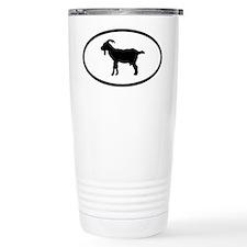 Goat Travel Coffee Mug