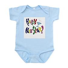 New Years Infant Bodysuit