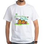 Conserve Energy White T-Shirt