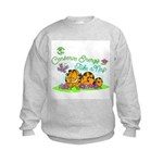 Conserve Energy Kids Sweatshirt