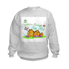 Conserve Energy Kids Sweatshirt