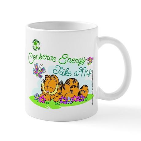 Conserve Energy Mug