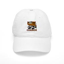Connor Construction Dumptruck Baseball Cap