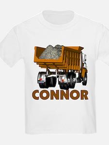 Connor Construction Dumptruck T-Shirt