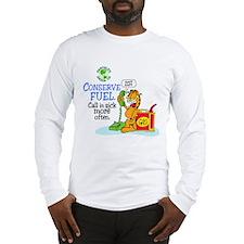Conserve Fuel Long Sleeve T-Shirt