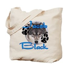 Jacob Black /1 Tote Bag