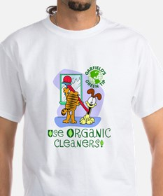 Organic Cleaners Shirt